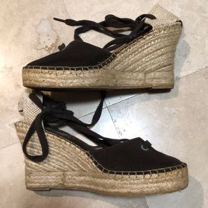 Brown Espadrilles